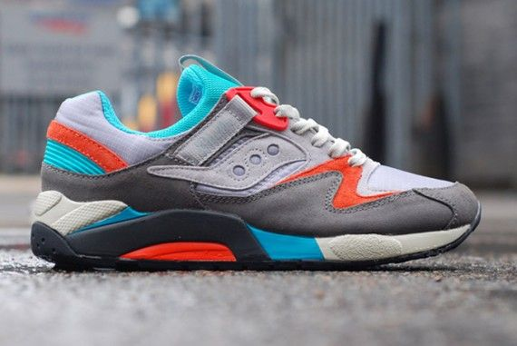 """b30663551f5b Packer Shoes x Saucony Grid 9000 """"Tech Pack"""" – Updated Release Info ..."""
