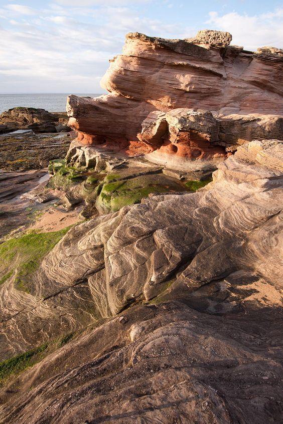 Canty Bay, Canty, North Berwick, Scotland