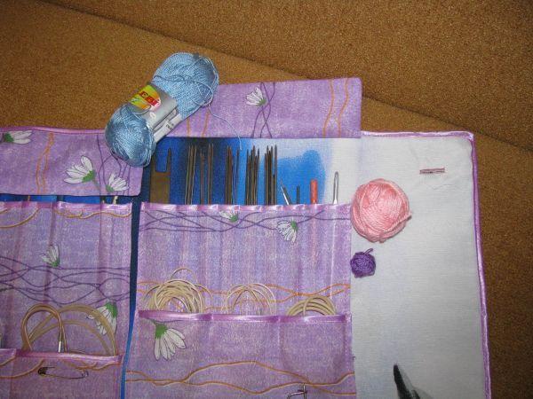 Sewing (or Knitting) Kit Tutorial