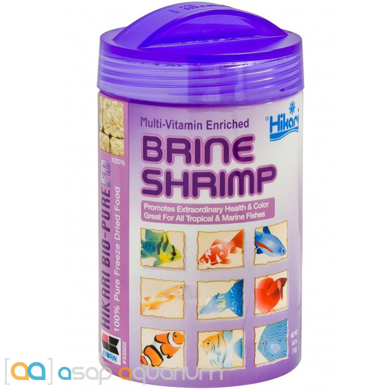 Hikari BioPure Freeze Dried Brine Shrimp (0.42 oz