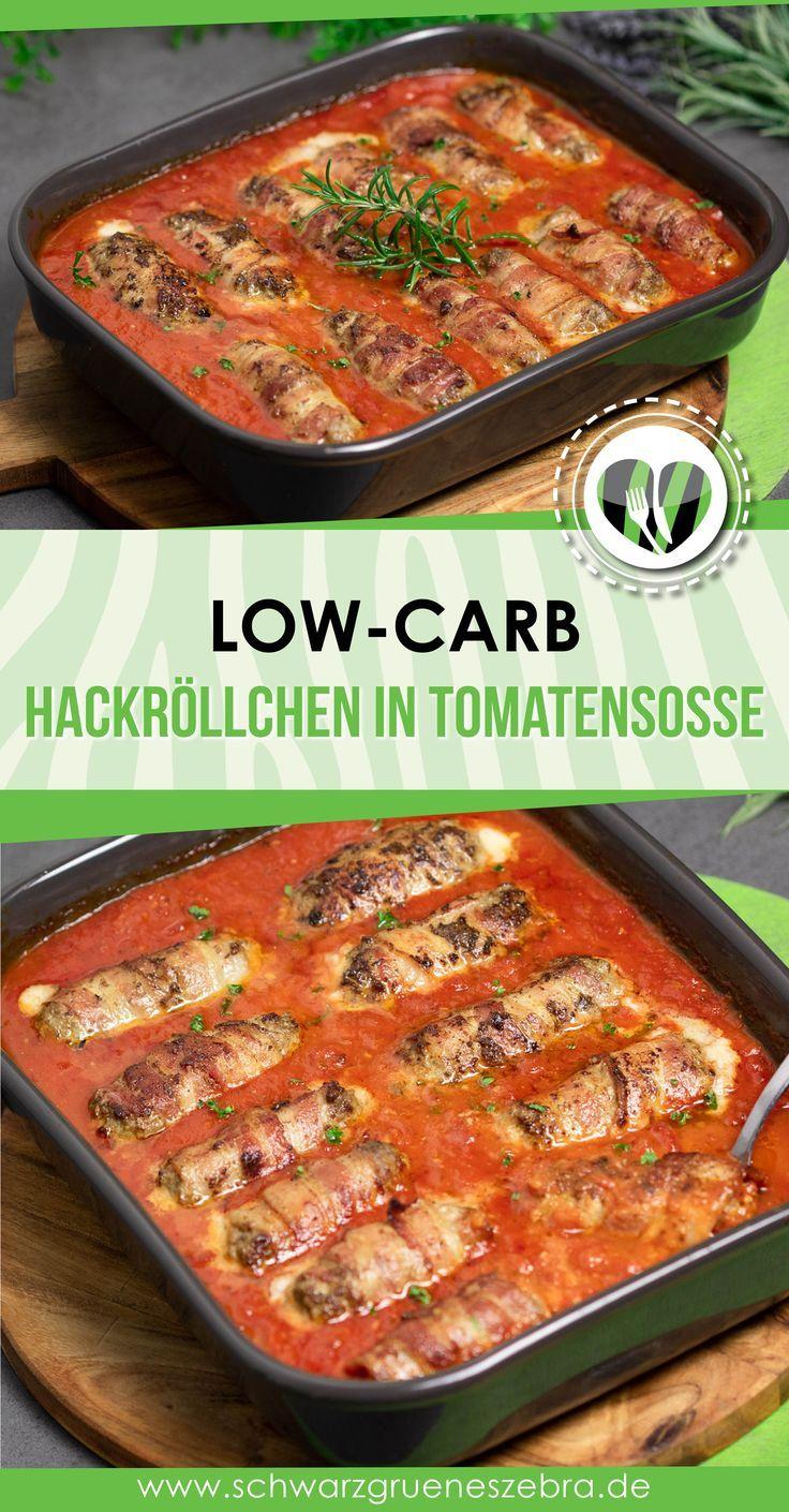 Hackröllchen in Tomatensoße #diet