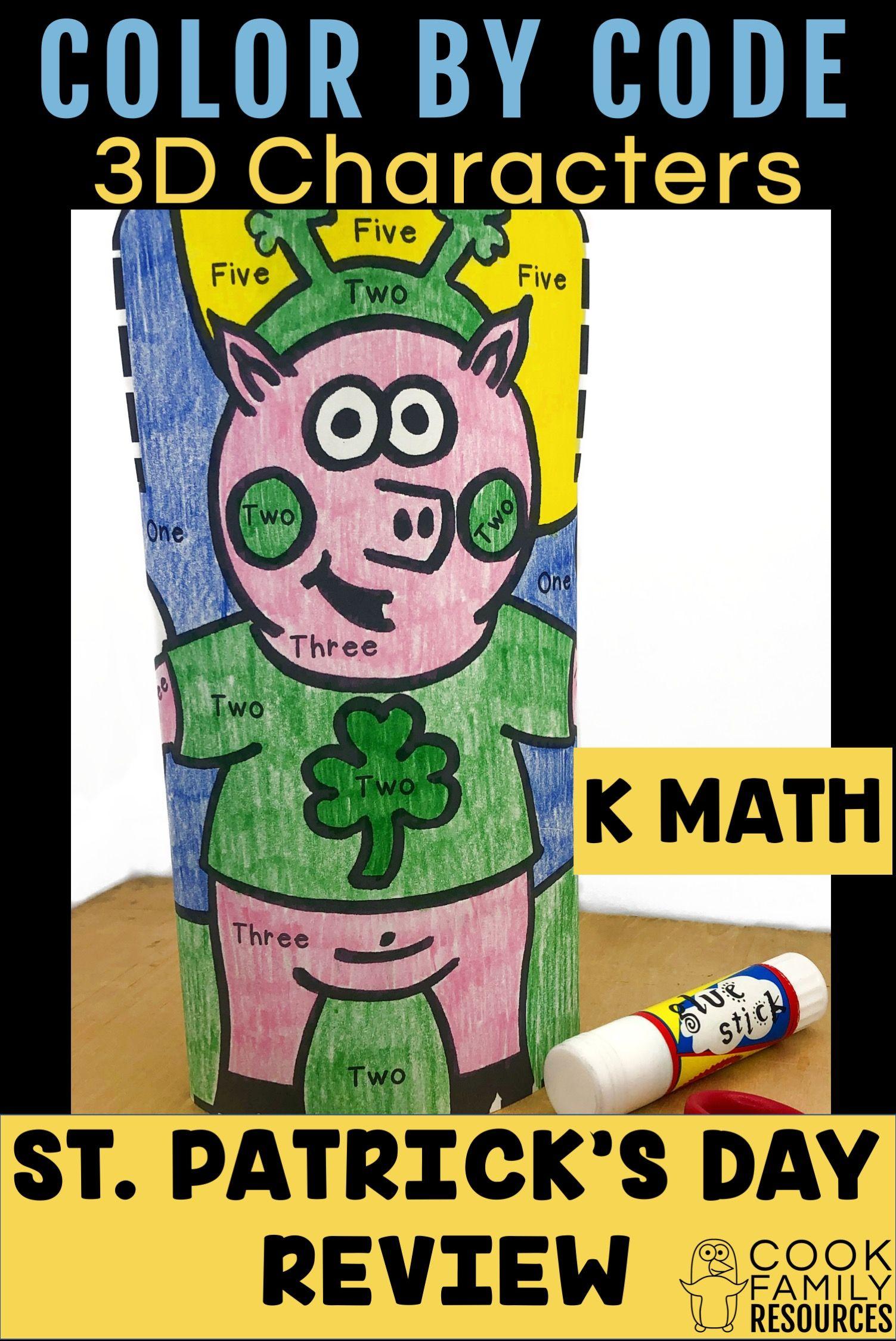 Kindergarten Math Practice