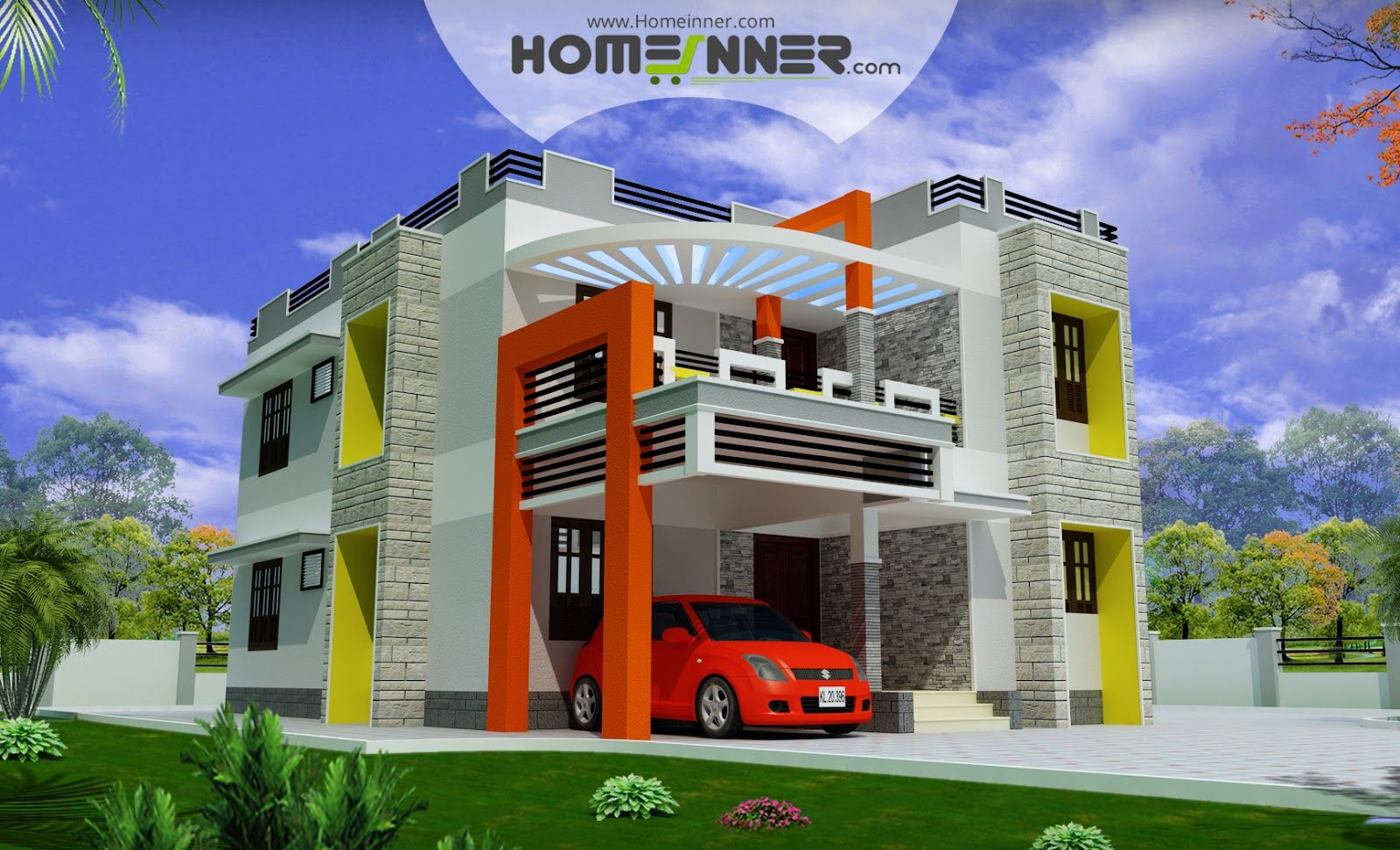 indian home design - free house plans,naksha design,3d design