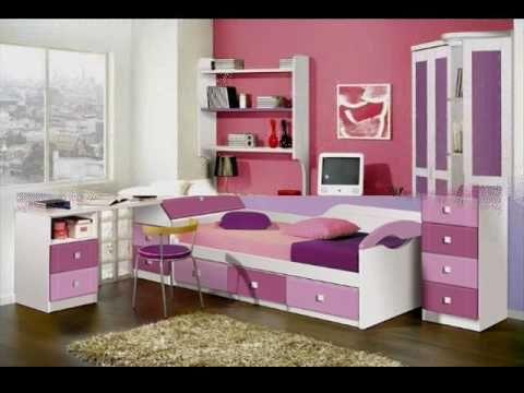 Dormitorios juveniles e infantiles para ni as - Habitaciones juveniles ninas ...