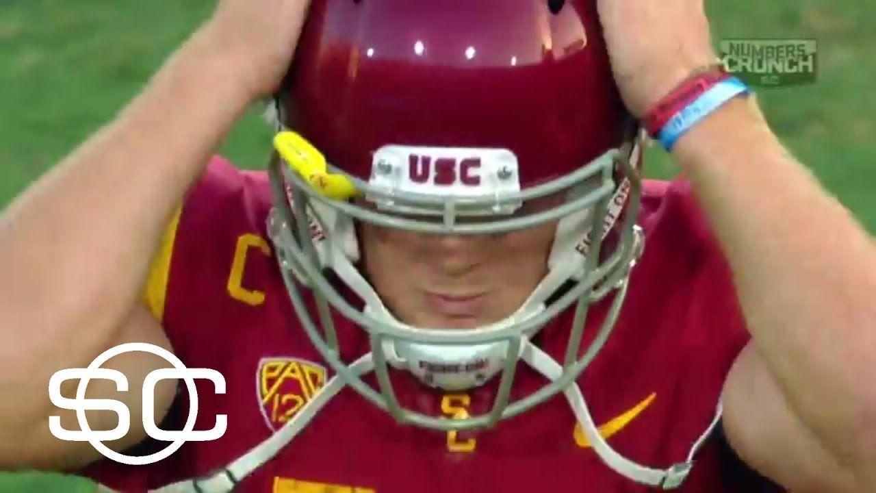 Why is USC's Sam Darnold struggling? SportsCenter ESPN
