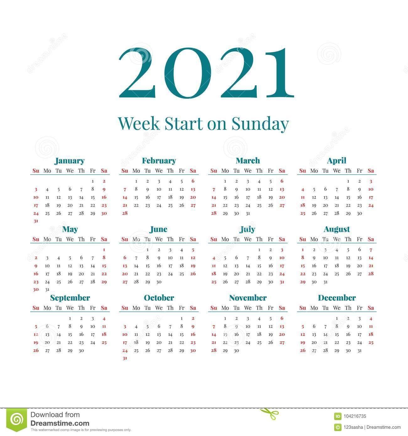 2021 Calendar English In 2020 2021 Calendar Calendar English