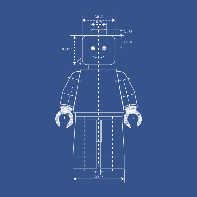 Check out this awesome 'Everything+is+Awesome+-+Lego+Blueprint' design on TeePublic! http://bit.ly/1DLkwtJ