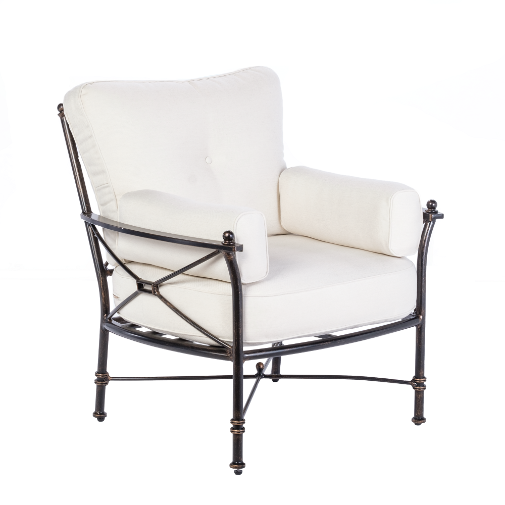 Marvelous Gables Outdoor Deep Seating Lounge Chair By Alfresco Home Pdpeps Interior Chair Design Pdpepsorg