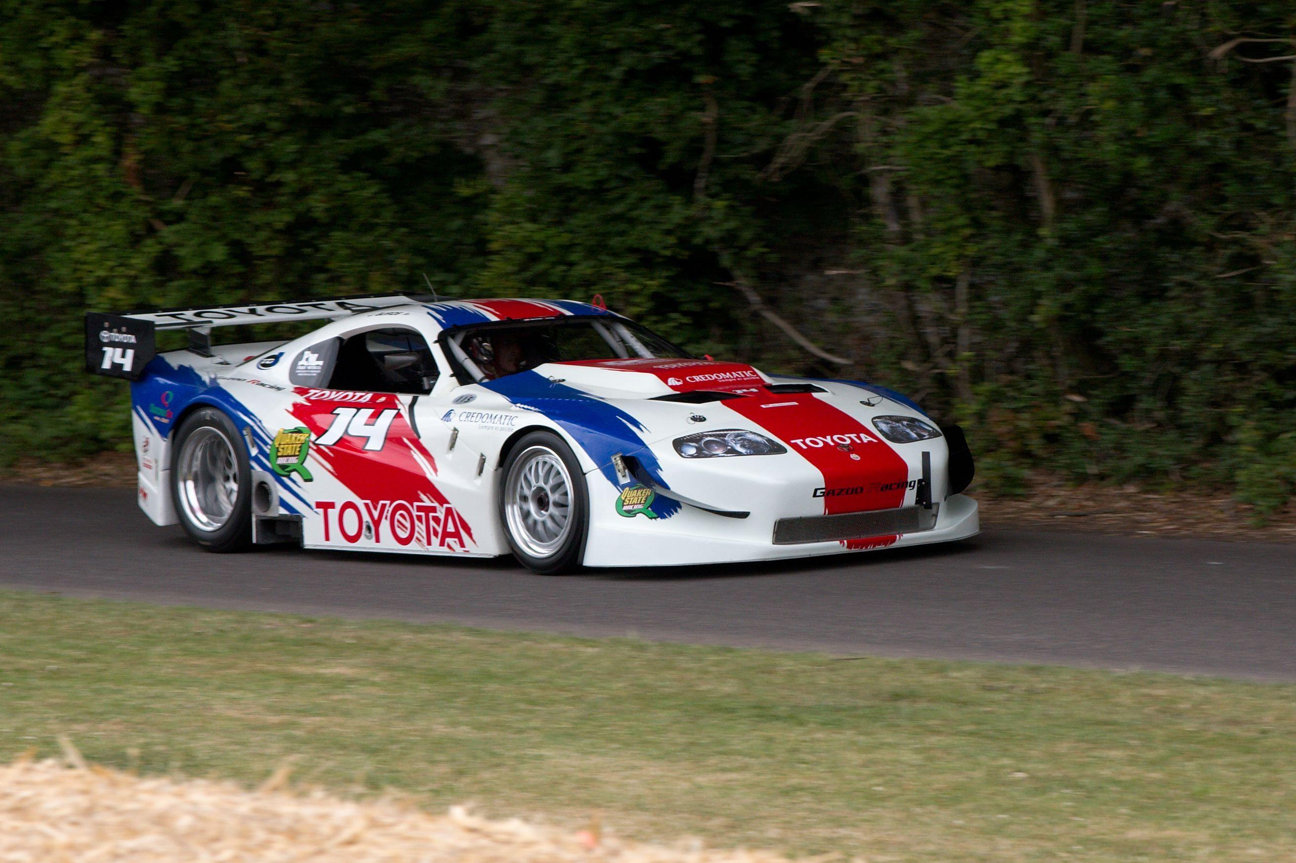 14 Toyota Supra Race Car | Le Mans | Pinterest | Toyota supra ...