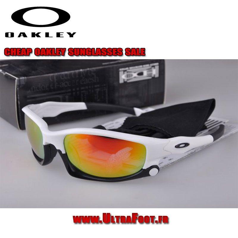 c1baf825d1bbaf Oakley Split Jacket Lunettes de soleil Noir Blanc Frame Fire Iridium oakleys  7821 ultrafoot