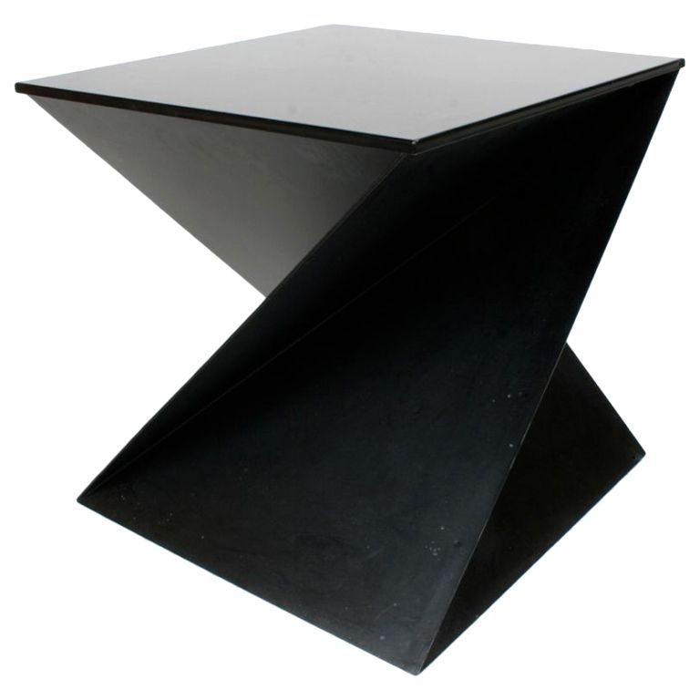 Italian Cubist side table | Side tables and end tables ...