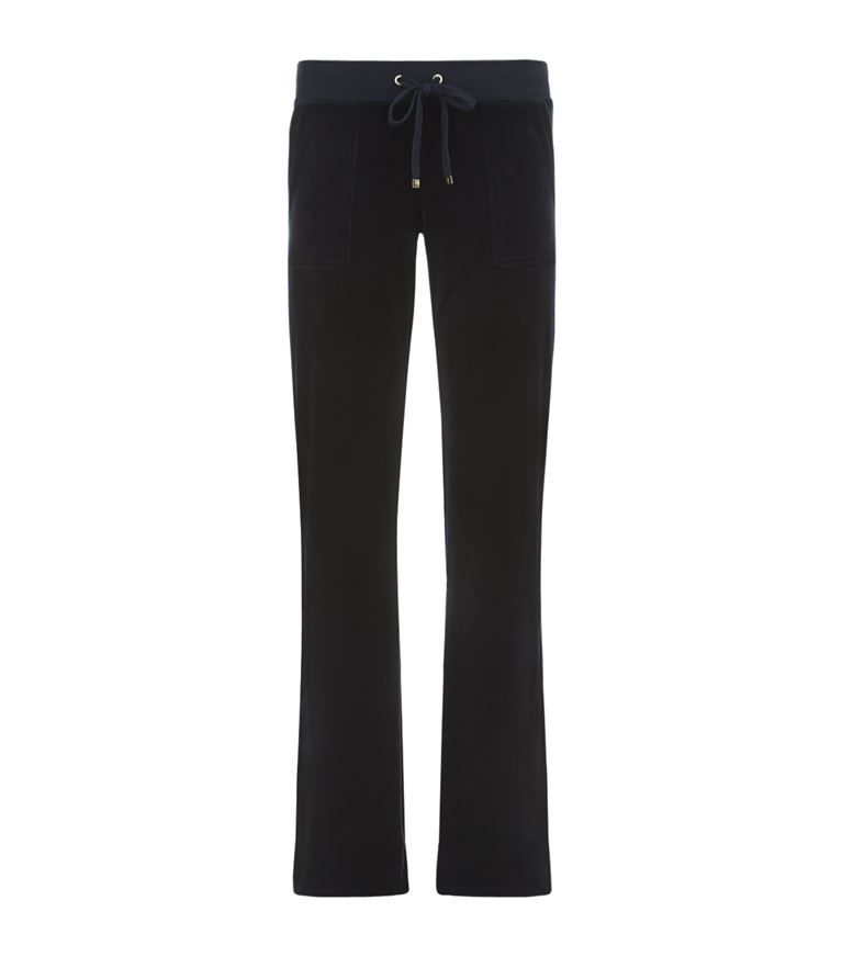 JUICY COUTURE J Bling Velour Bootcut Track Pant. #juicycouture #cloth #