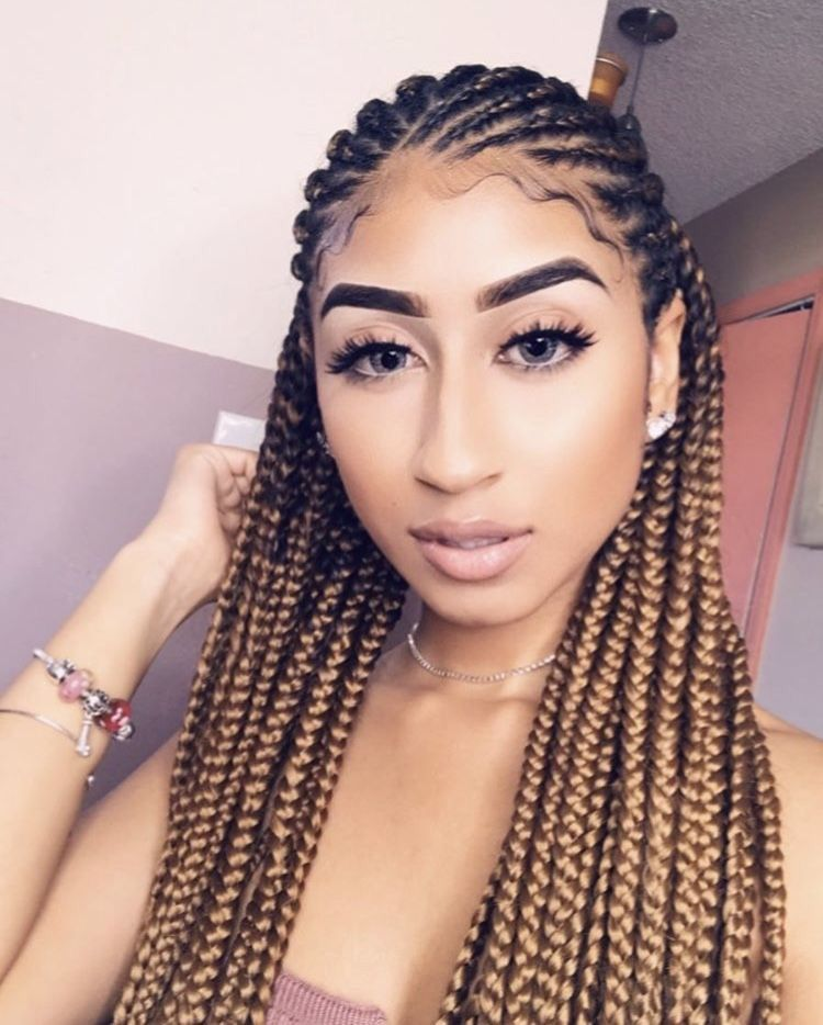 Hair Style For Black Women And Men Cornrows Braids Cornrows