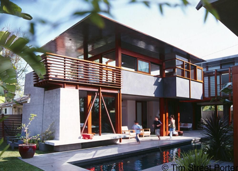 Houses On Venice Beach Part - 16: Studio Of Environmental Architecture - McKinley House