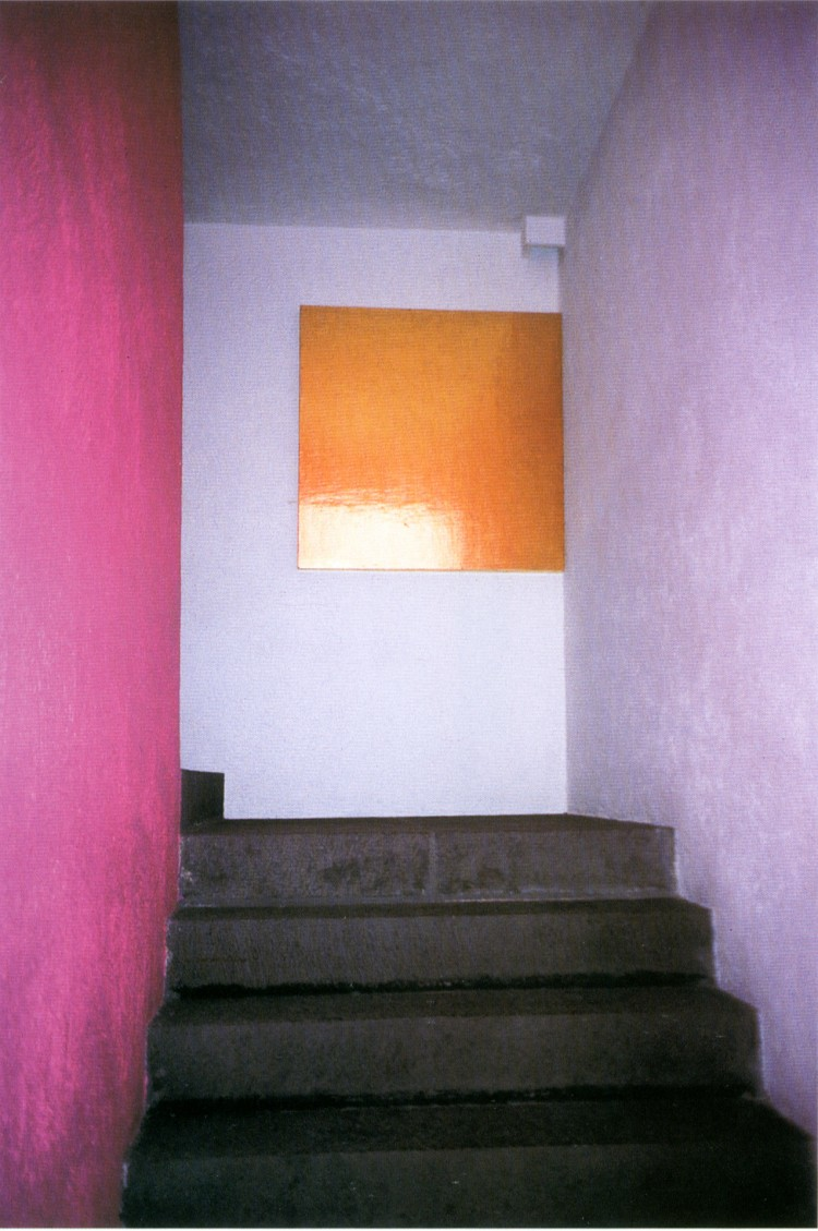 "Inspiration: Luis Barragan - The House of Colors | ""His architecture has a sophisticated simplicity that celebrates light, color and a peaceful well being."""