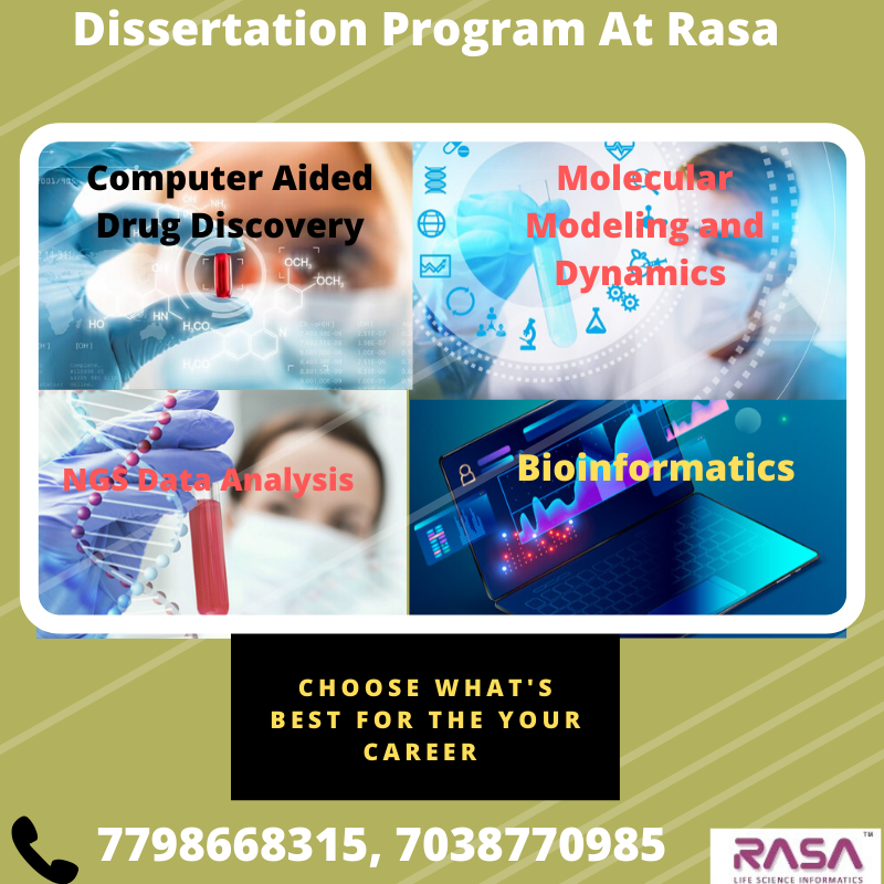 Dissertation Training Program Drug Discovery Life Science Course