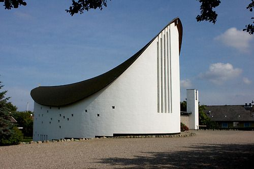 Strandby church in denmark by jacob blegvad also rh nl pinterest
