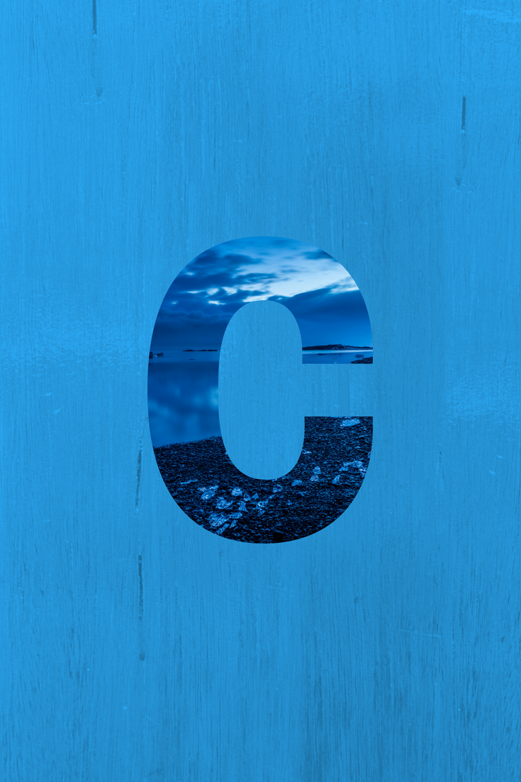 letter c wallpaper, created by me using canva   Most beautiful ...