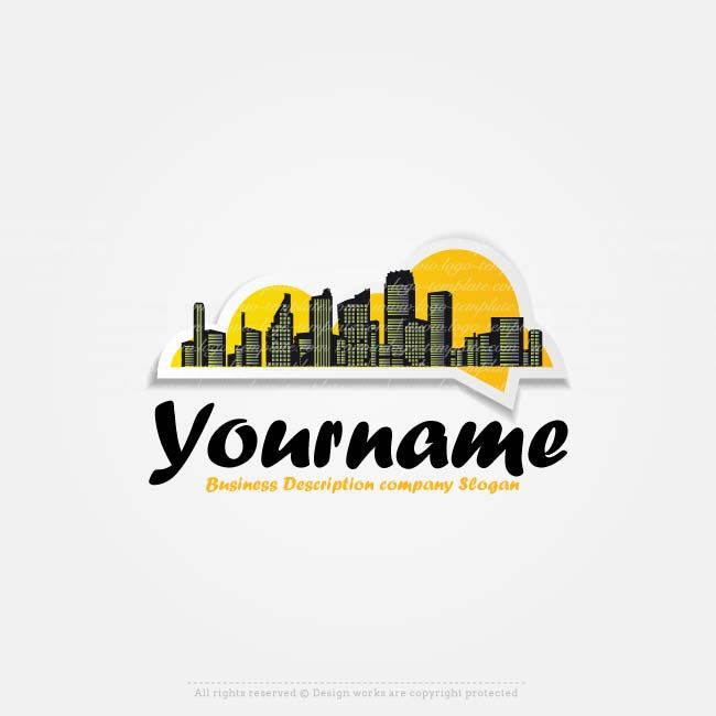 Create Real Estate Logo Templates With The Free Logo
