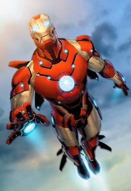 Iron Man Bleeding Edge Iron Man Wikipedia Iron Man Man Fortnite
