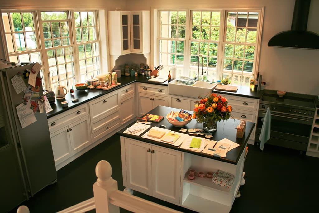 Landhausstil Küche Bilder OPEN HOUSE Kitchen Live, Architecture - inspirationen küchen im landhausstil