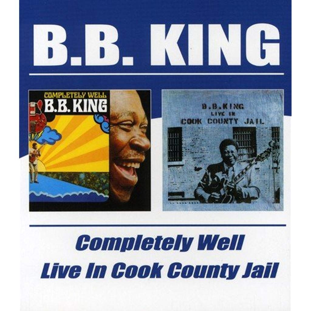 Completely Well / Live In Cook County Jail [Import Anglais
