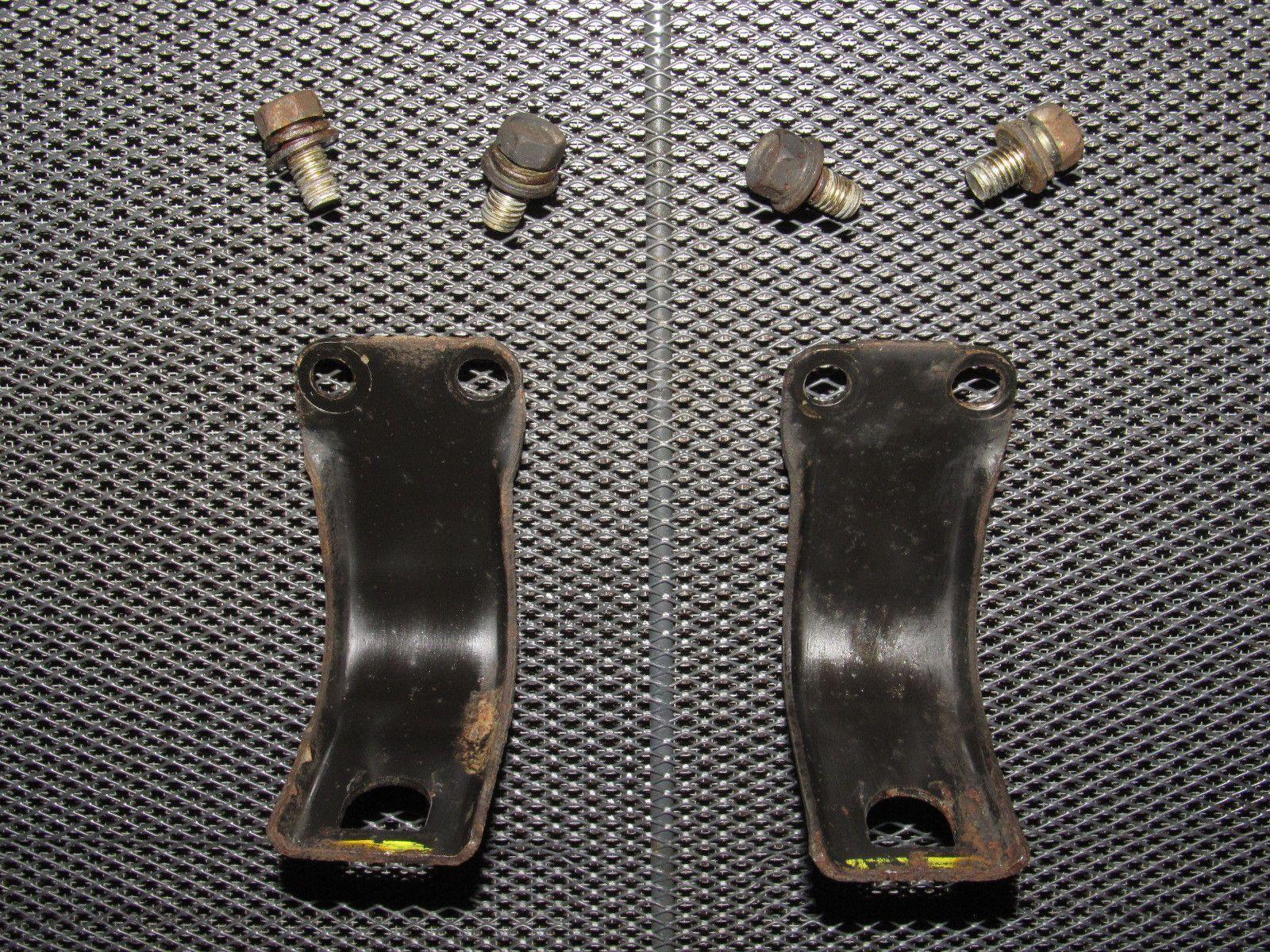 01 02 03 Acura Cl Oem Rear Brake Hose Holder Bracket Autopartone V6 Fuse Box