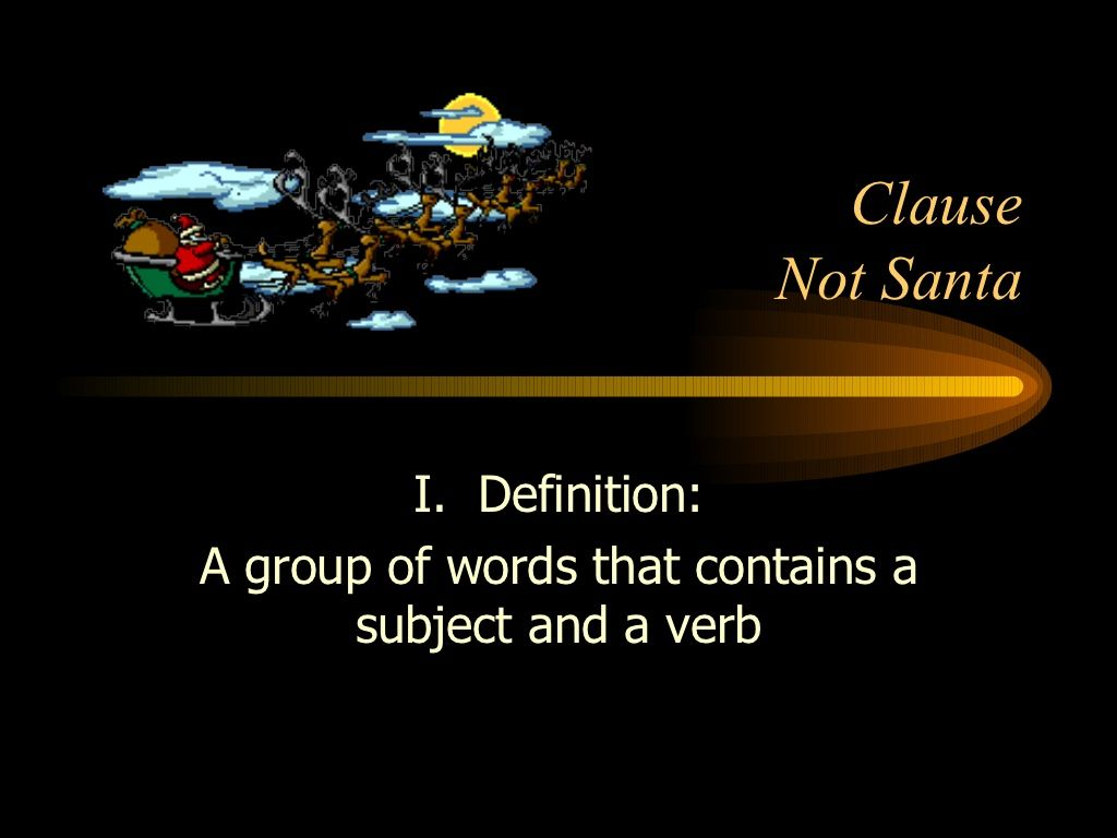Independent And Dependent Clauses By Wtwilliams Via