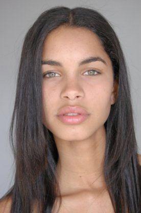 beautiful mixed girl  beauty face biracial women beauty