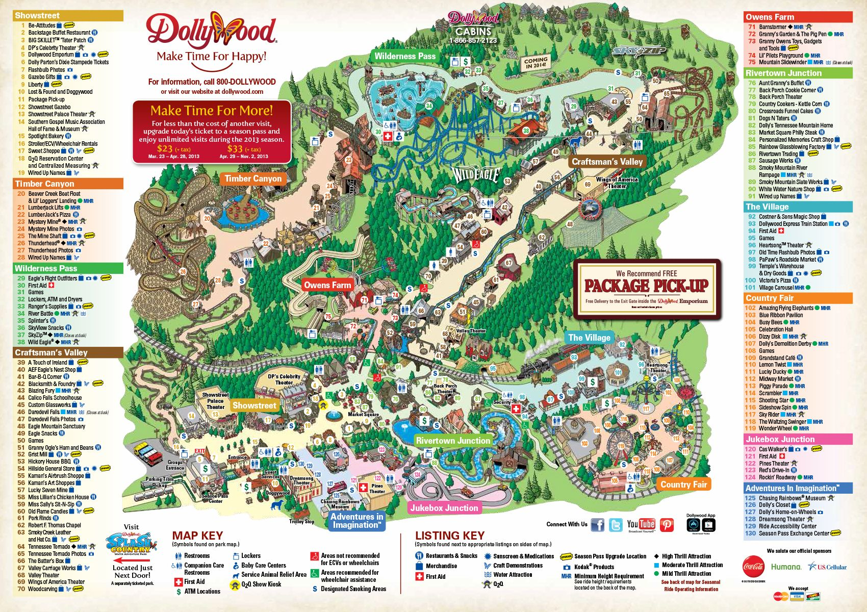 DollyWood, Pigeon Forge, TN | Favorite Places | Tennessee vacation on