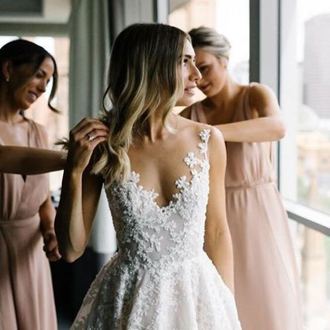 "1,822 Likes, 40 Comments – Perth Wedding Planner Stylist (@whiterapture) on Instagram: ""[YOUR GOWN GIRLS] Is your final dress"