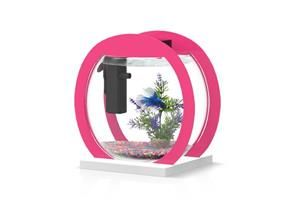Available In Three Sizes And Four Colours Design Globe 280 Designed With The Lines Of The With Images Aquarium Accessories Aquarium Design Led Lighting System