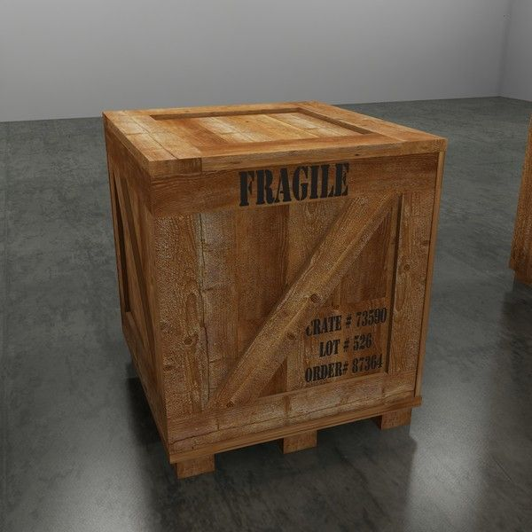 Image Result For Large Wooden Shipping Crate Music Man