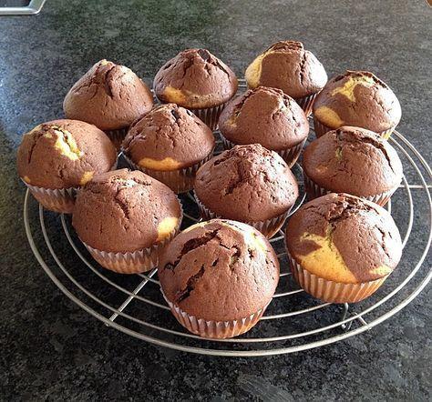 Marmormuffins #dessertfacileetrapide