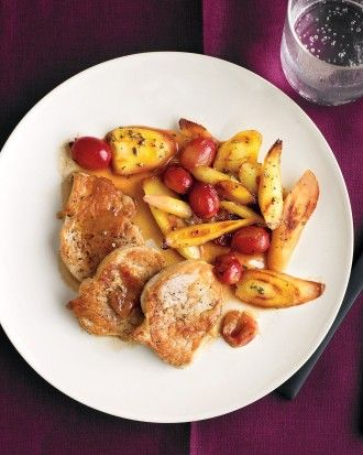 See the Pork Medallions with Parsnips and Grapes in our Grape Recipes gallery