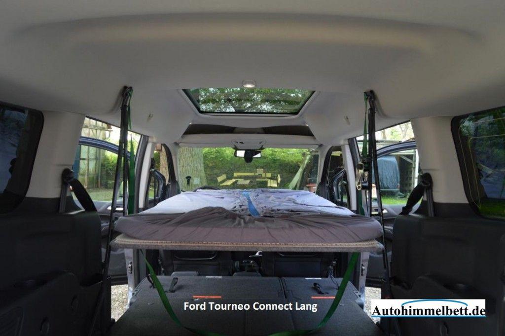 Spyashaya V Ford Tourneo Connect Long Ii Bi Tak Kak 2013