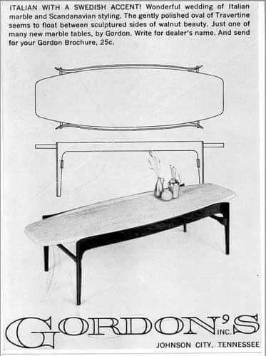 Superbe Gordonu0027s Furniture Coffee Table