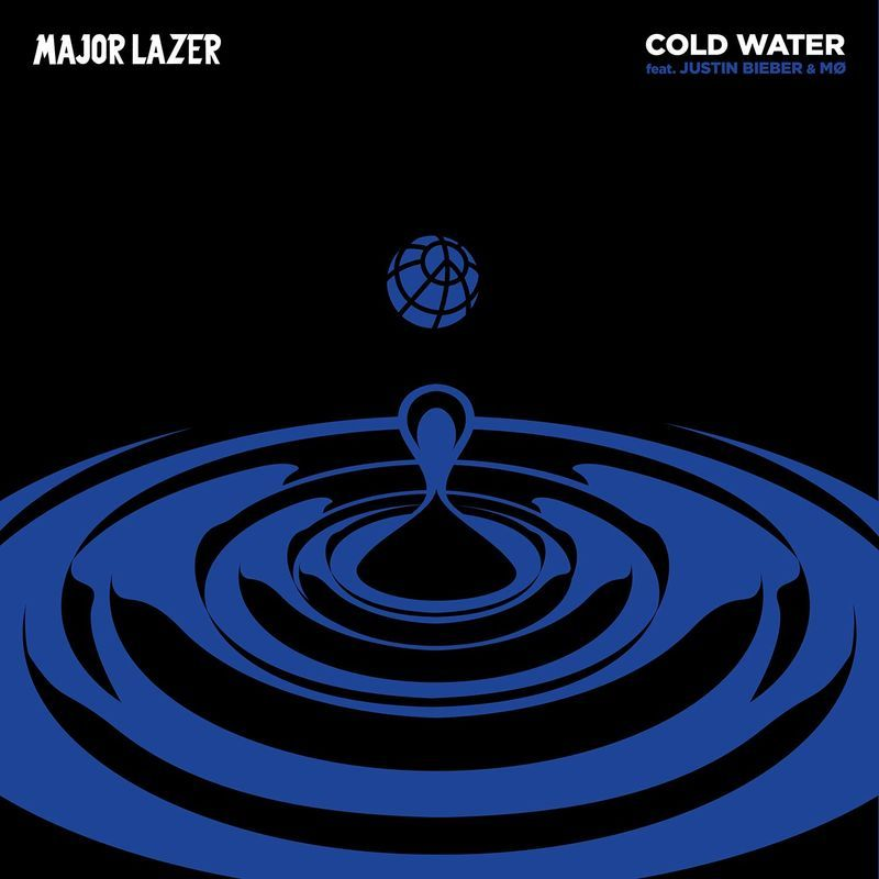 Cold Water Feat Justin Bieber Mo By Major Lazer Cold Water