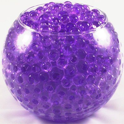 Details about Water Aqua Balls Vase Filler Beads for Home ...