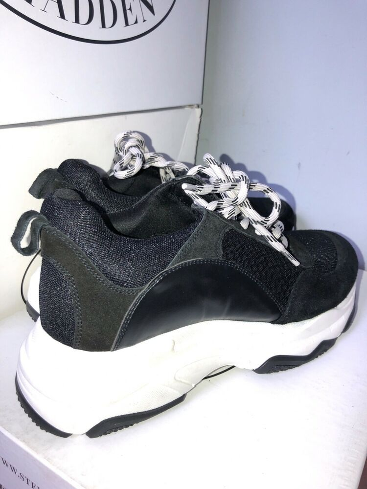 0fd25200059 NEW MEN STEVE MADDEN RUSSELL SNEAKERS MADE IN ITALY BALENCIAGA STYLE ...