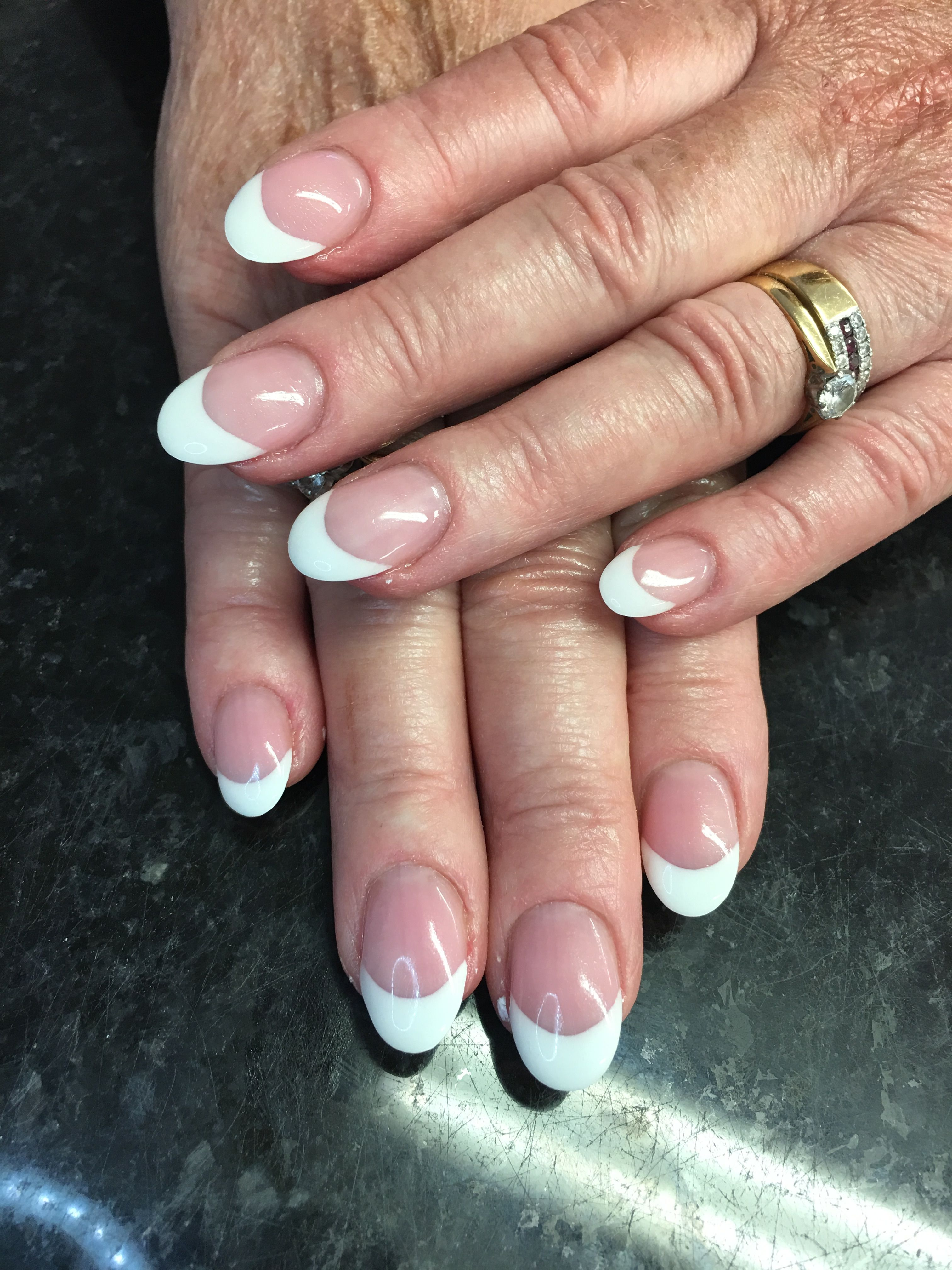 French round nails | 8. Double Team + Dynamicpunch Fantastic ...