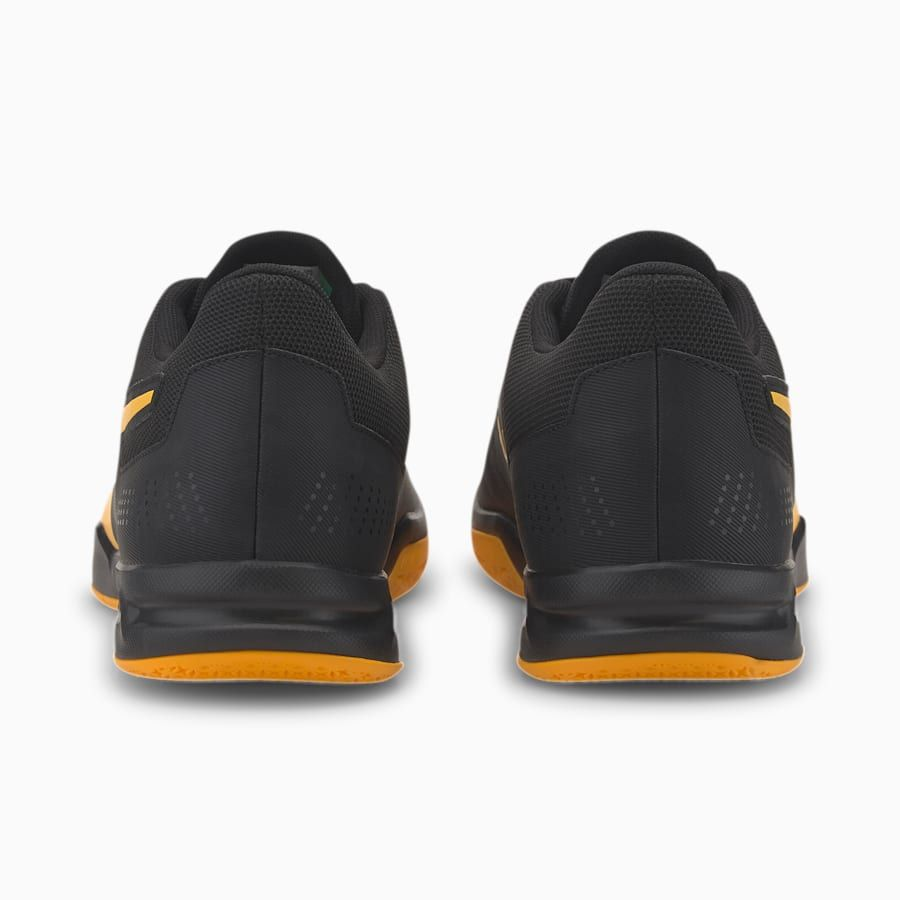 PUMA Chaussure Basket Auriz Indoor Sport pour Homme, Noir