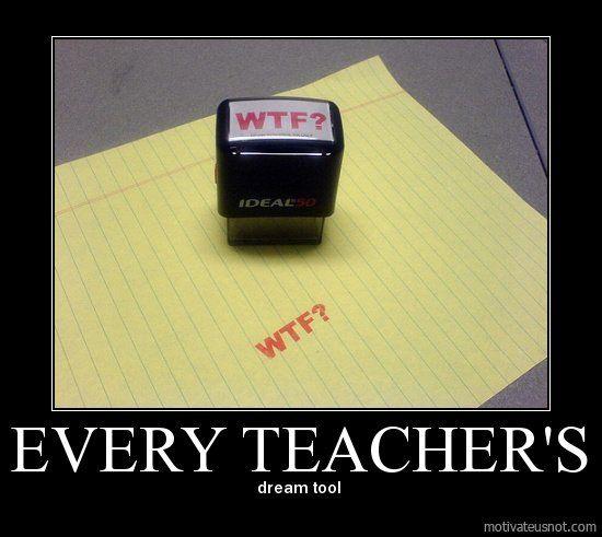 WTF? Every Teachers Dream Tool | HaHa!! | Pinterest | Teacher ...