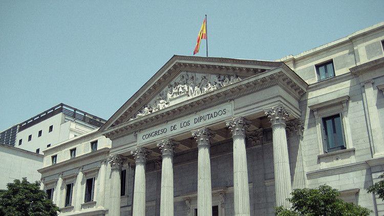 El Congreso español debate la contribución española al rescate griego