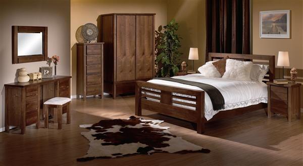 Superb Furniture · Enticing Walnut Bedroom Furniture
