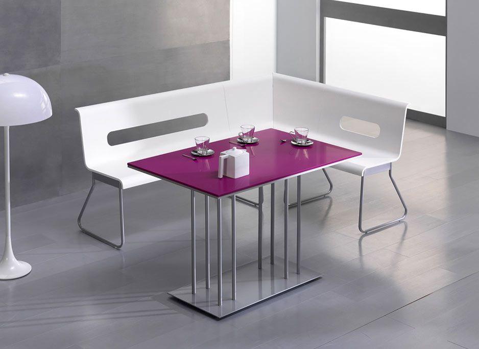 Rinconera pascal con mesa de vimens para la cocina http - Mesa rinconera cocina ...