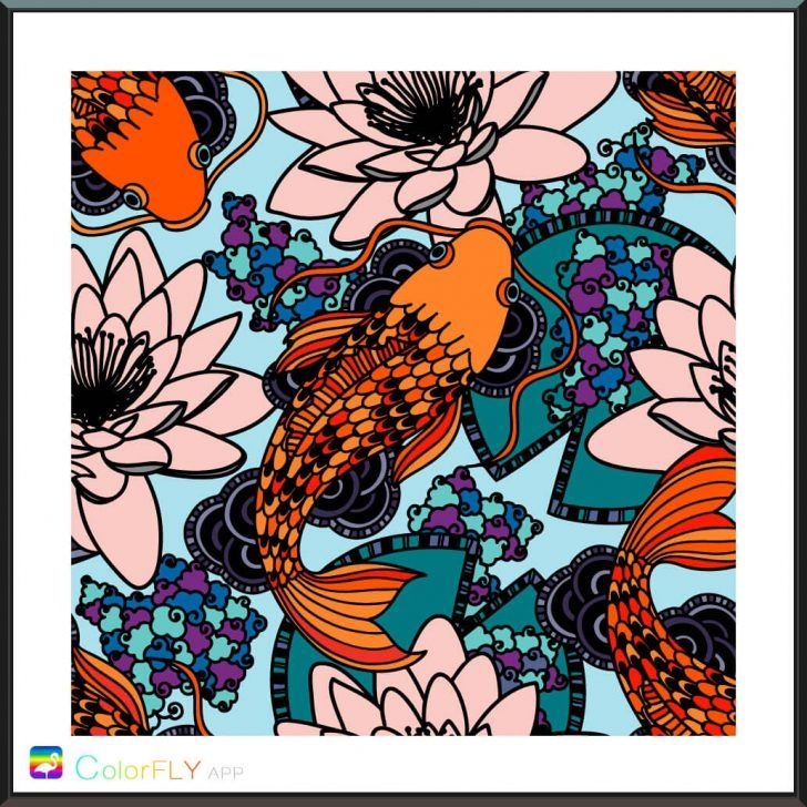 the best adult coloring apps - Best Coloring Book App
