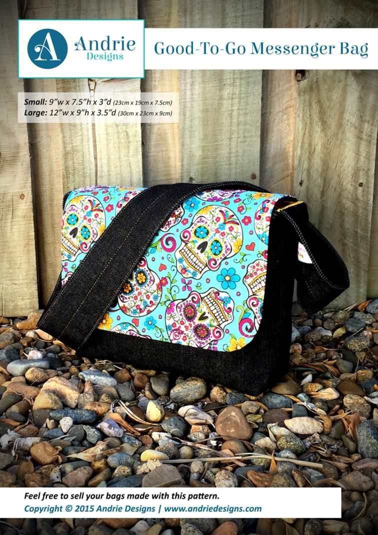 Good to go messenger bag craftsy andrie designs bag patterns good to go messenger bag craftsy andrie designs bag patterns free messenger bag jeuxipadfo Gallery