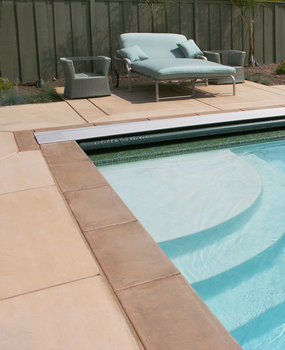 coverstar automatic pool covers. this coverstar pool cover is built into the design of so that it stays automatic covers n