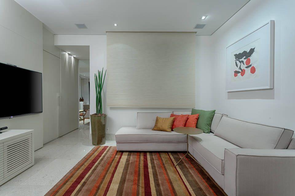 Apartamento clarinho em Belo Horizonte vai te inspirar a reformar o seu (De Nicole Nunes)